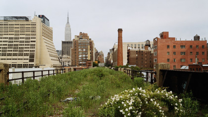 The High Line · New York City